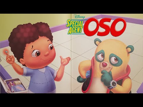 Xxx Mp4 Disney Junior Special Agent OSO Storybook Red Finger Kid 39 S Book Read Aloud 3gp Sex