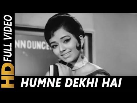 Xxx Mp4 Humne Dekhi Hai In Aankhon Ki Mehakti Khusboo Lata Mangeshkar Khamoshi 1969 Songs Rajesh Khanna 3gp Sex
