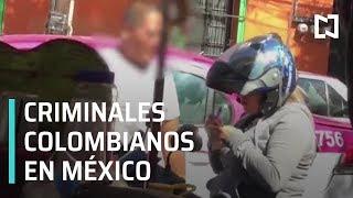 Préstamo express: red criminal colombiana opera en México - En Punto con Denise Maerker