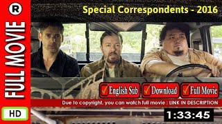 Watch Online: Special Correspondents (2016)