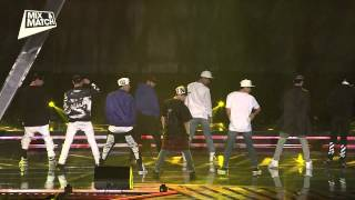 141030 MIX & MATCH Final stage Dance Cut ( NO CUT version)