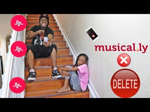 Xxx Mp4 I Deleted My Daughter S Musical Ly Prank 3gp Sex