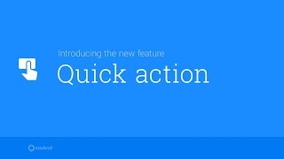 Quick action: building a powerful instrument for your needs in OsmAnd 2.6