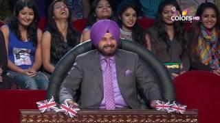 Comedy Nights with Kapil - Sonakshi & Arjun Kapoor - Tevar - 4th January 2015 - Full Episode