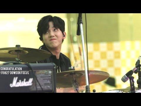 170827 JYP 부산 경남 오디션 - Highlight Medley 도운 focus