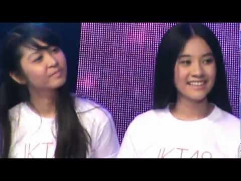 [170712] Fancam - Talk Session (After Baby! Baby! Baby!) @Megakonser JKT48 RCTI