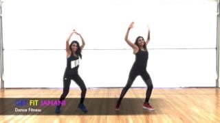 Theri Raangu Raangu   DANCE FITNESS VIDEO   Get Fit Janani