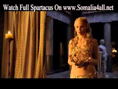 Spartacus Blood and Sand HD Trailer 10-Party Favors
