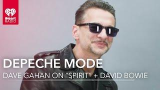 Depeche Mode's Dave Gahan – Talks New Album 'Spirit' + 2017 World Tour   Exclusive Interview