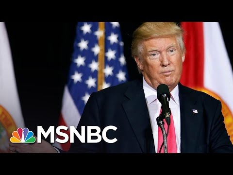 Democrat Has Donald Donald Trump Worried In Georgia Special Election The Last Word MSNBC