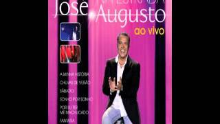 José Augusto só sucessos ao vivo