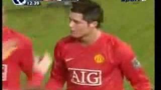 Cristiano Ronaldo- Secret free kick technique