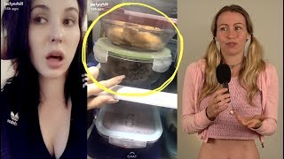 What's in Jaclyn Hill's Snapchat Fridge, my advice