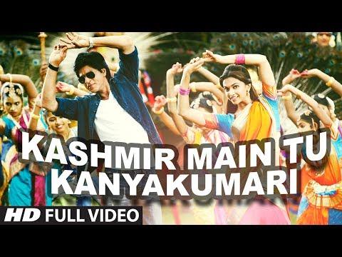 Xxx Mp4 QuotKashmir Main Tu Kanyakumariquot Chennai Express Full Video Song Shahrukh Khan Deepika Padukone 3gp Sex