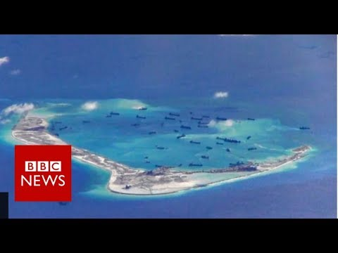 Xxx Mp4 South China Sea Leave Immediately And Keep Far Off BBC News 3gp Sex