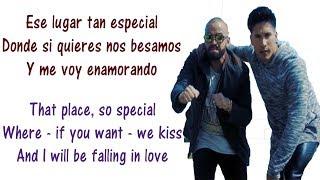 Me voy enamorando - Lyrics English and Spanish - Chino y Nacho ft Farruko - Translations & Meaning