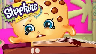SHOPKINS - COOKIE PLAYS MUSIC | Cartoons For Kids | Toys For Kids | Shopkins Cartoon | Animation