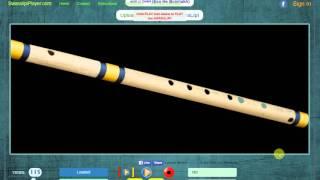 Esho He Boishakh  Flute (  বাঁশিতে এসো হে বৈশাখ  )