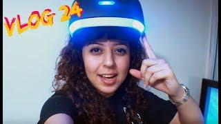 بنلعب لعبة سوني الجديدة Jana vlogs | Playstation VR
