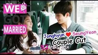 [We got Married4] 우리 결혼했어요 - seungyeon, show interest in Yeo Jin-goo. Jonghyun, jealousy! 20150620