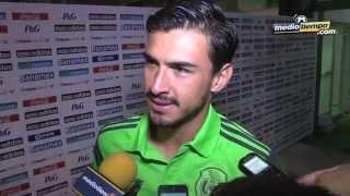 Oswaldo Alanís, motivado por halago de Herrera
