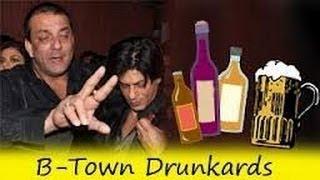 MUST WATCH: Shahrukh, Salman Khan & Sanjay Dutt get DRUNK