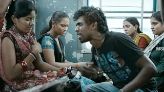 Fight Scene At Train - - Vallinam Tamil Movie Scene