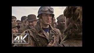 Capitán América Regresa Con Los Soldados - LATINO (4k-HD) Capitan America Primer Vengador