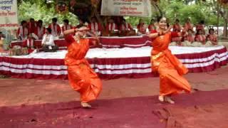 Loke bole bole re - Folk song; Performed by DHARA - Shrabanee and Mrinmoy