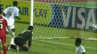Nigeria Vs Tahiti  2009 WYC U20