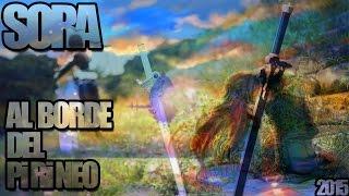 SoRa - Al borde del Pirineo // Celta Rap 2015 // Sword Art Online AMV // Rap Romantico a mi tierra
