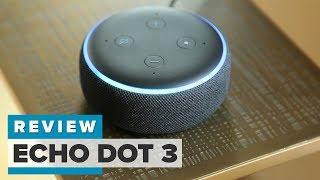 Amazon Echo Dot 3 review: Bigger, better, still 50 bucks