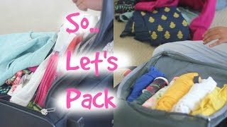 Travel Tips And Tricks:Packing Cubes