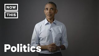 Barack Obama Answers The Burning Question: Is America Going to Be Ok? | Op-Ed | NowThis