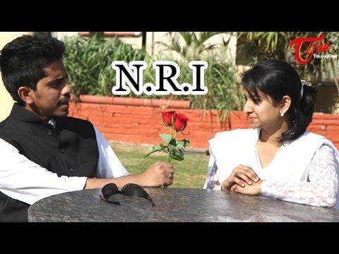 N.R.I | Telugu Short Film | By Hitesh Itikirala