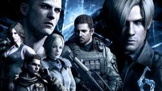 RESIDENT EVIL 6 (Film-Game Complet HD)