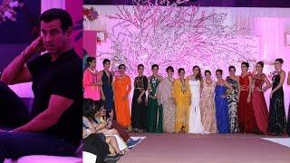 Ronit Roy & Neelam Roy At Shaze Fashion Show To Showcase Latest Go Bold Campaign And Shaze Jewellery