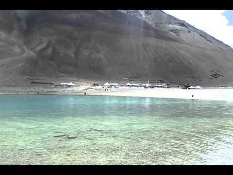 Pangong Tso (Lake), Ladakh, 3 idiots last scene shooting spot