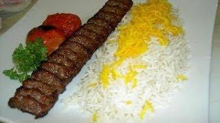 PERSIAN / IRANIAN KABAB TEIL 2 COOKING with AKO the PERSIAN killer COOKINGking