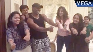 Dwayne Bravo Dance On DJ  Bravo Champion Song || Latest Video
