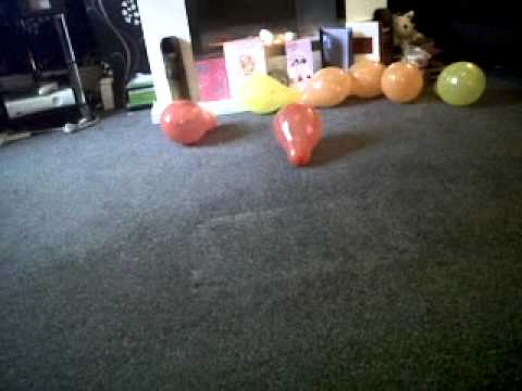 mysteriouse moving balloon?? xxx