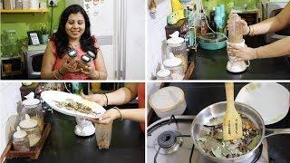 Bengali Homemade Masalas | Biryani Masala, Shahi Garam Masala & Bhaja Masala | Maitreyee's Passion
