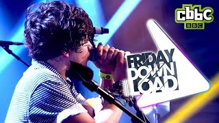 Friday Download: The Vamps Oh Cecilia Lyric video - Radio 1 Teen Awards