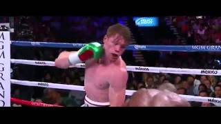 Floyd Mayweather VS Canelo Alvarez Full Highlight's