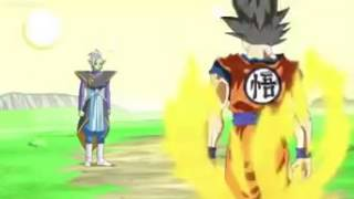 Most epic fight ( son goku surpassed beerus-sama ) goku vs zamasu!!!