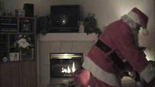 The Real Santa Claus Caught on Video