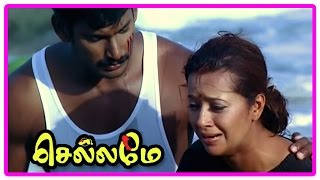 Chellame movie climax   Bharath dies   Vishal and Reema Sen unite   End Credits