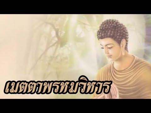 บทสวดมนต์เมตตาพรหมวิหาร anurakdhamma