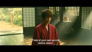 RUROUNI KENSHIN 2:  KYOTO INFERNO English Subtitled Trailer
