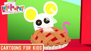 Lalaloopsy | Cherry Crisp Crust | We're Lalaloopsy | Now Streaming on Netflix!